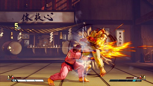 Street Fighter V - Winter Update Dan_Danretsuken | by PlayStation.Blog