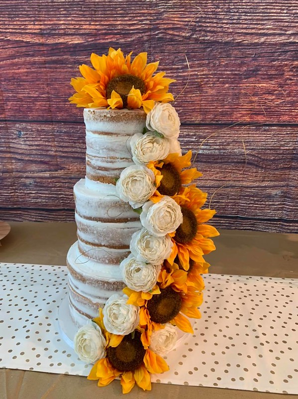 Cake from Cakes By Debbie DFW