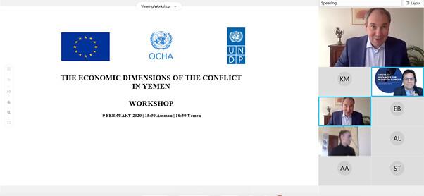ERMES III Economic Dimensions of the Conflict in Yemen