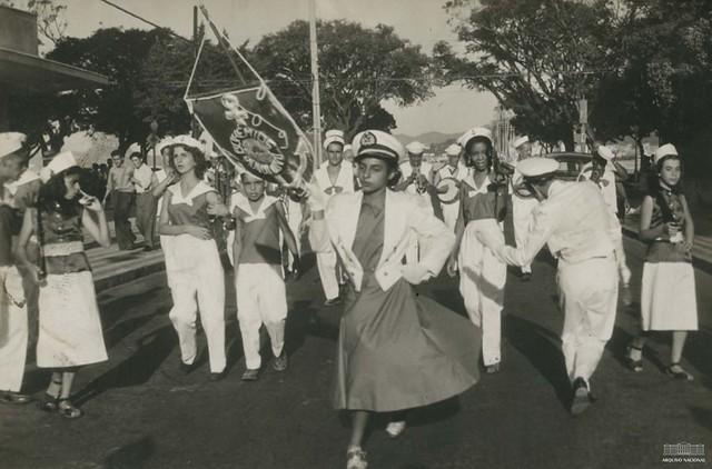 Bloco Boêmios do Mundo Novo, Rio de Janeiro, 1951