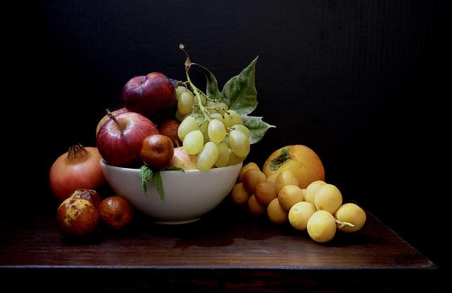 633 -  Frutas de Otoño --------- 03.21