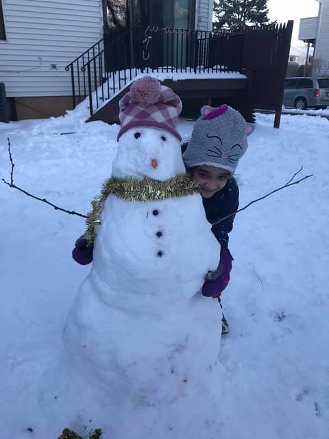 2021 Snowman Contest