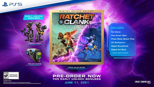 Ratchet & Clank: Rift Apart | by PlayStation.Blog