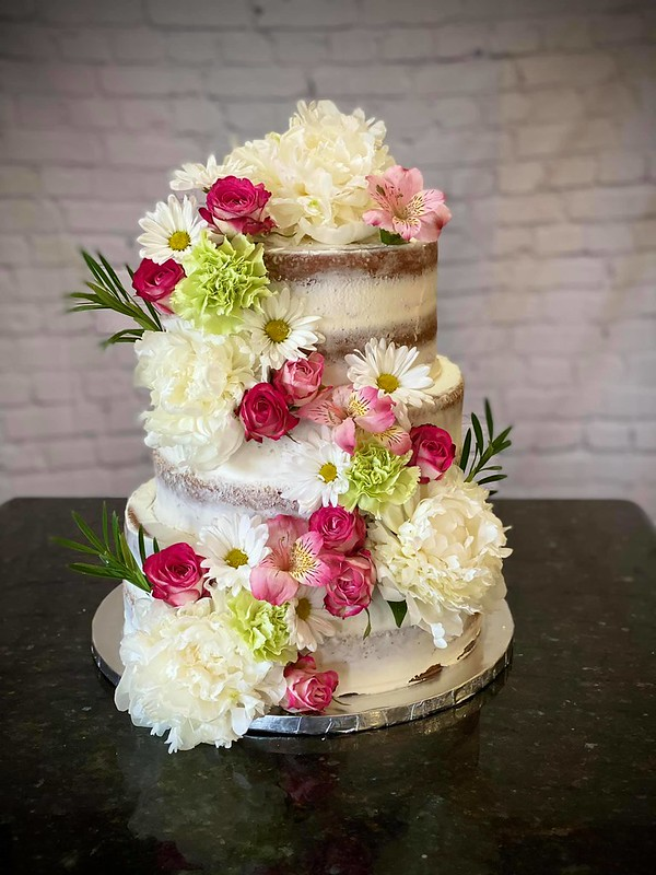 Cake by Rustic Cake Co.