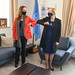 SRSG Spehar meets with French Ambassador