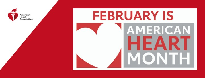 Every February the Nation Puts Heart Disease in the Spotlight