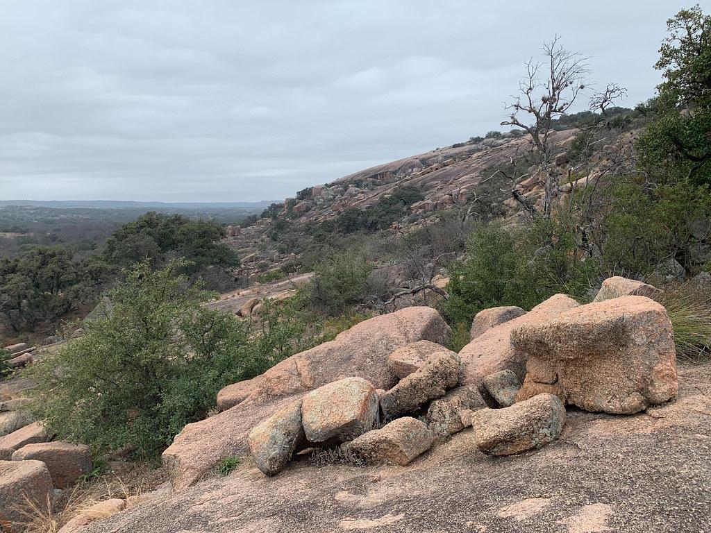 Enchanted Rock View