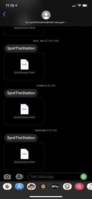 Spot the Station Text Screenshot