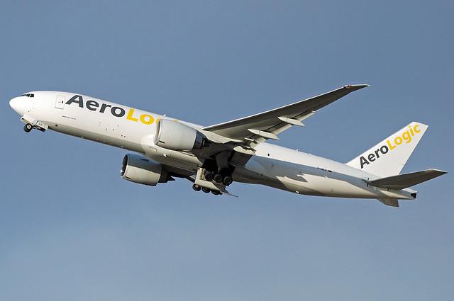 AeroLogic Boeing 777-200F D-AALC