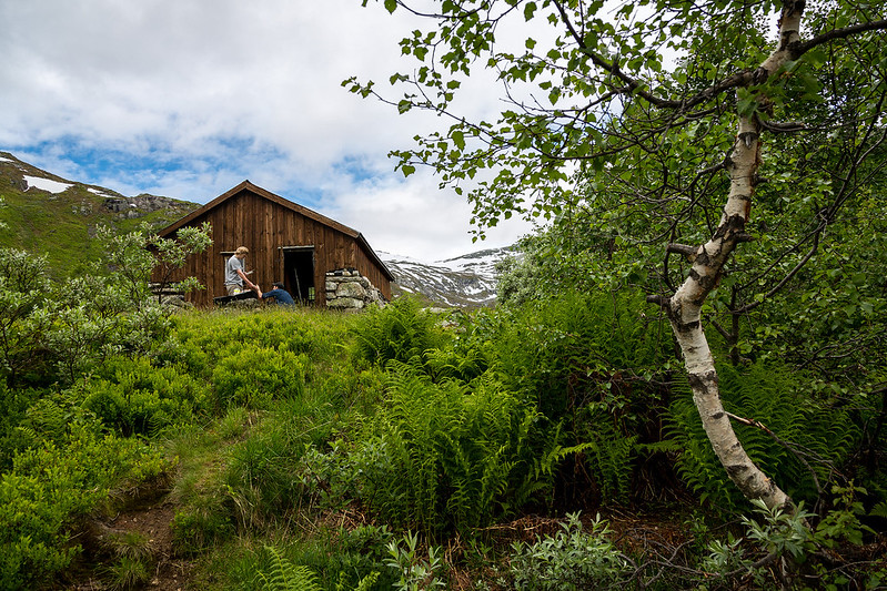 Sogndal // Hukes hytte! #07