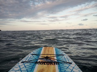 My first SUP | by andrew lorien
