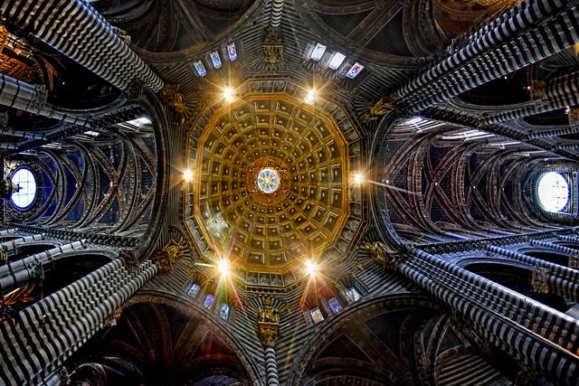 Italy - Tuscany - Siena - Duomo Interior 06_DSC9083