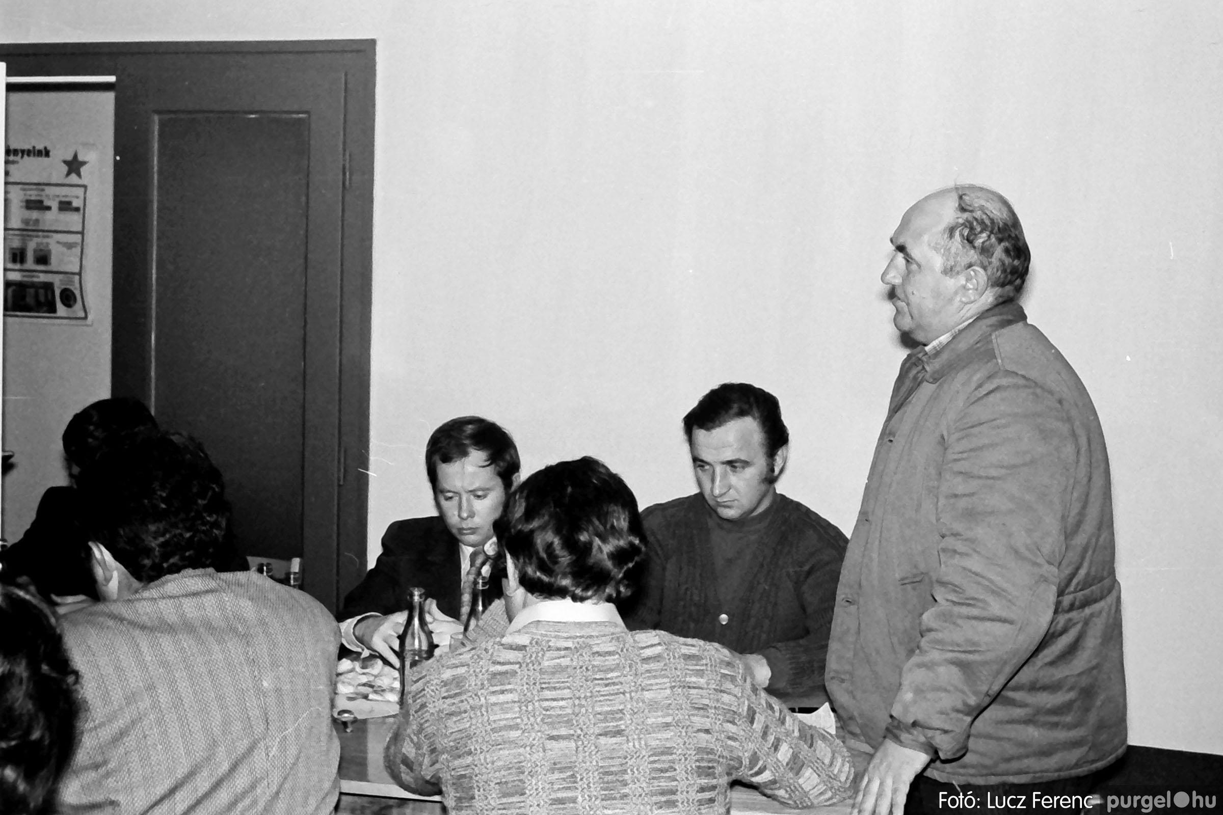 031. 1976. Rendezvény a pártházban 002 - Fotó: Lucz Ferenc.jpg