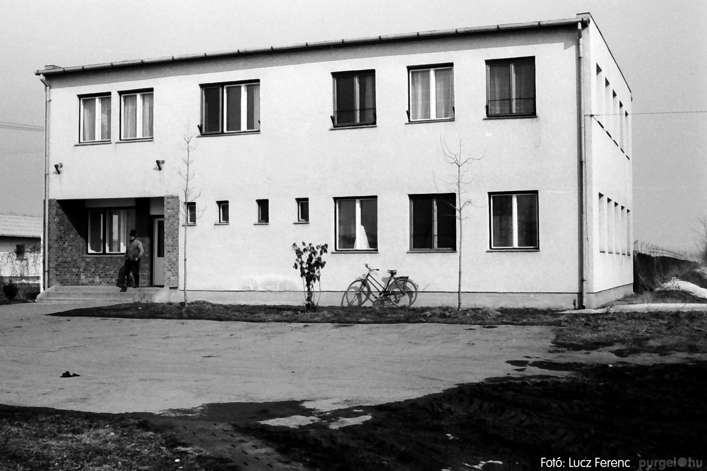 033-034. 1976. Élet a sápi tehenészetben 038 - Fotó: Lucz Ferenc.jpg