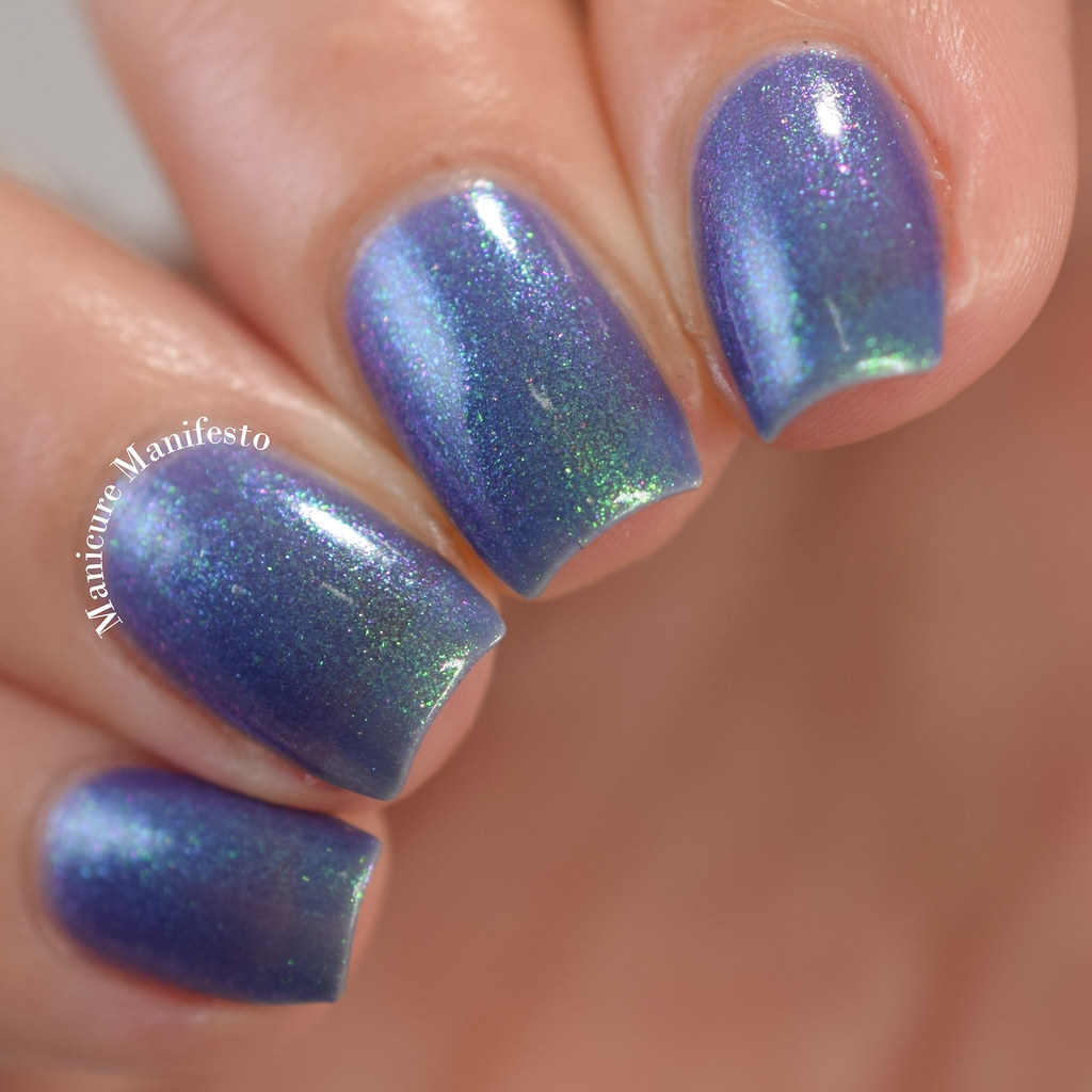 Great Lakes Lacquer Afternoon Storms 2.0 review