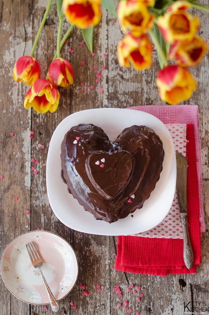 Torta al cioccolato e 'nduja