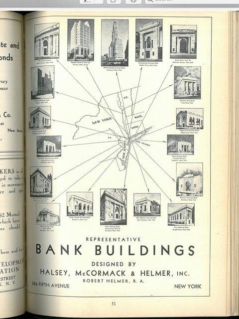 Savings Bank Journal 1932 page 51 bank images many