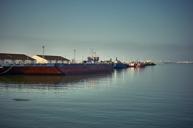 jlvill  0510 Desembocadura rio Guadalete (Bahia de Cadiz) Guadalete river mouth (Cadiz Bay)
