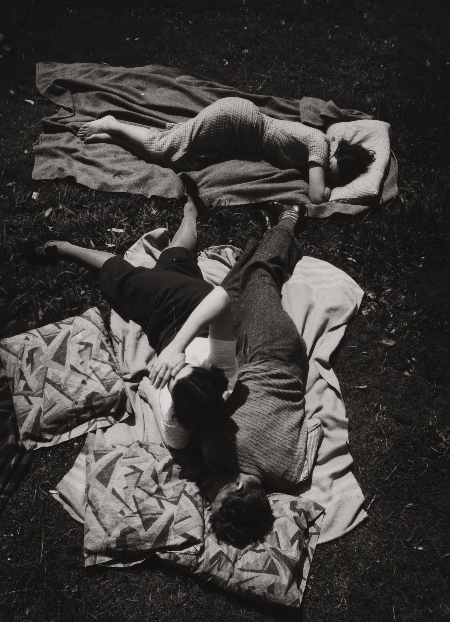 Weekend, 1940, by Max Dupain