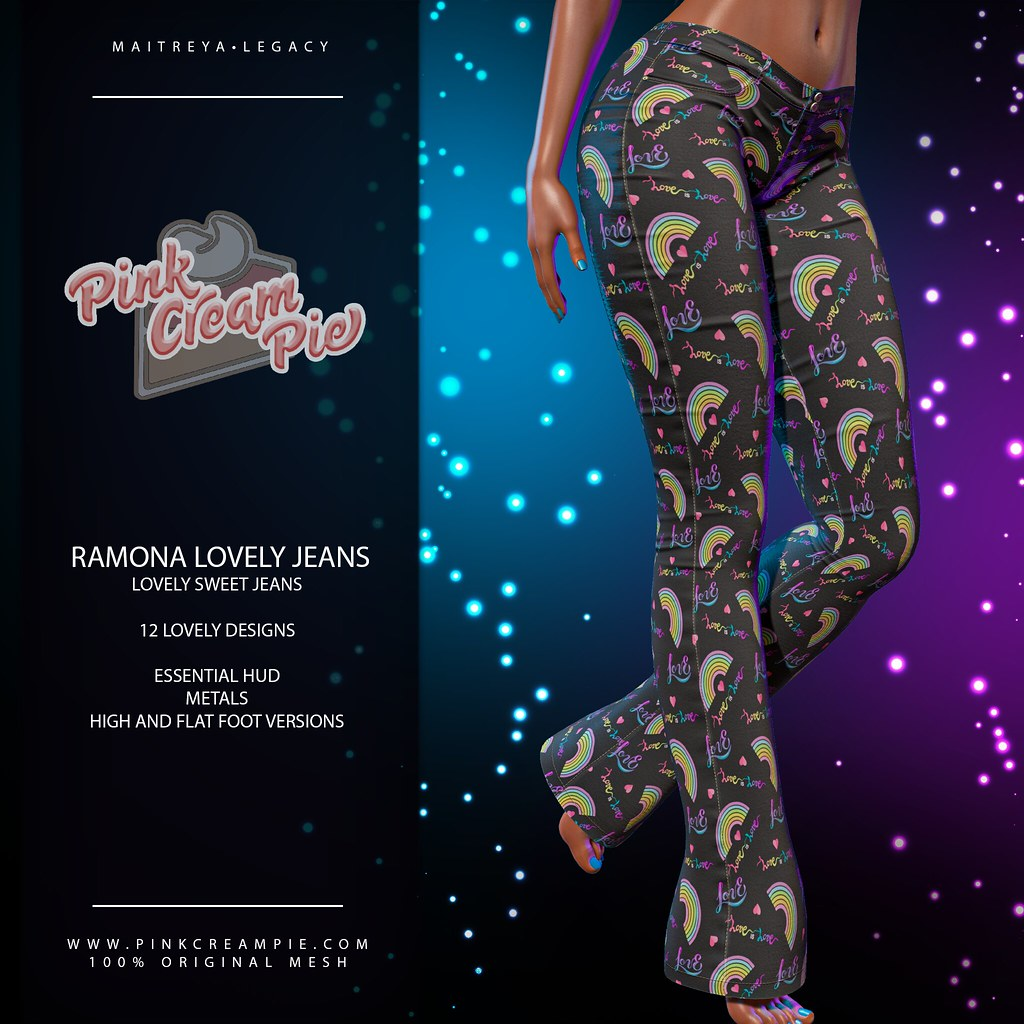 Ramona Lovely Pants @ Fly Buy Friday 2/12