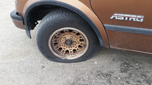 Another Flat Tire