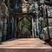 """Celestial Temple"" Phimeanakas ប្រាសាទភិមានអាកាស, or Vimeanakas ប្រាសាទវិមានអាកាស, Angkor Thom អង្គរធំ, Siem Reap, Cambodia"