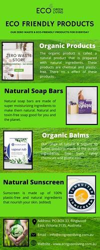 Eco Friendly Products Australia