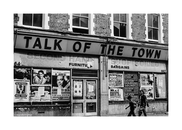 Talk of the Town 1982 ©
