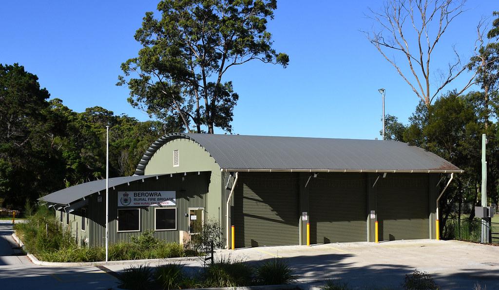 Rural Fire Brigade, Berowra, Sydney, NSW.
