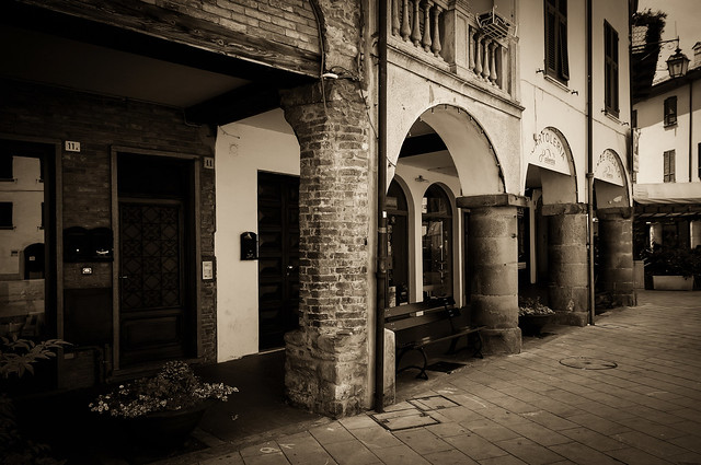 Vecchi Portici di Bobbio