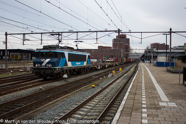 20210130_NL_Amersfoort-Centraal_TCS 101001 with Coevorden Shuttle