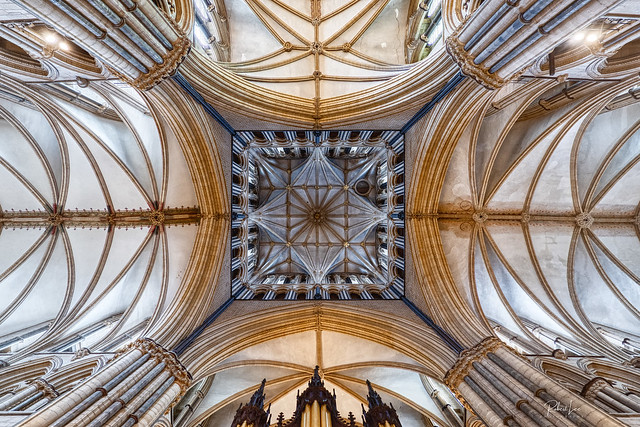 The Central Tower, Lincoln Cathedral