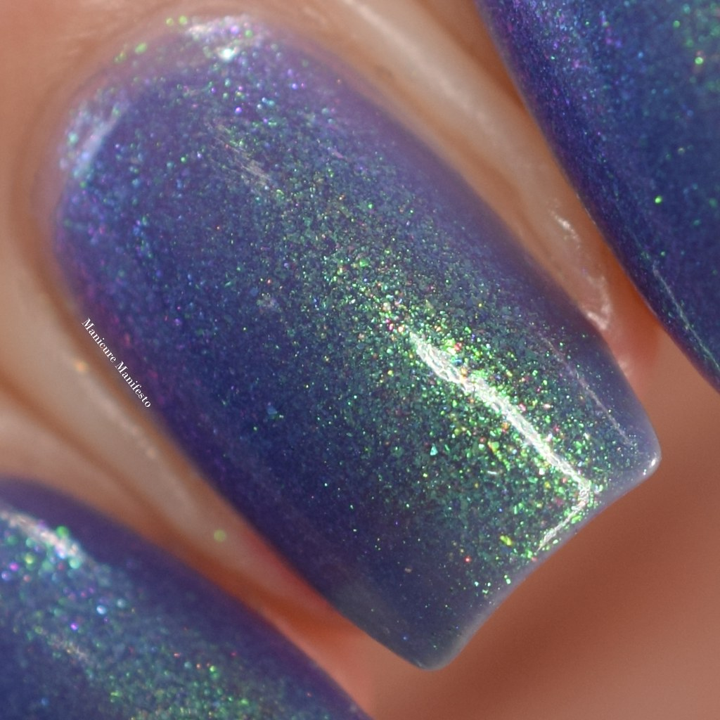 Great Lakes Lacquer Afternoon Storms 2.0 swatch