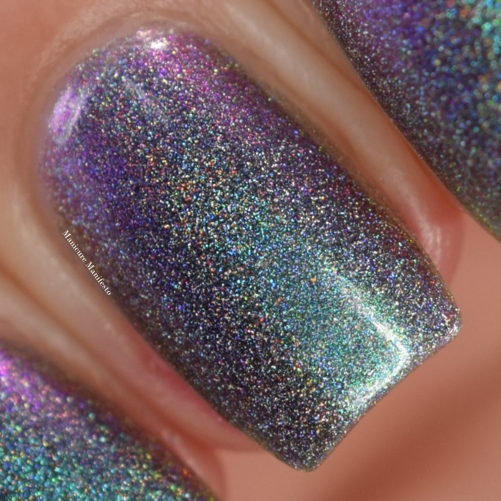 Great Lakes Lacquer Like Air, I'll Rise V2 swatch