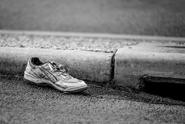 The Lone Shoe