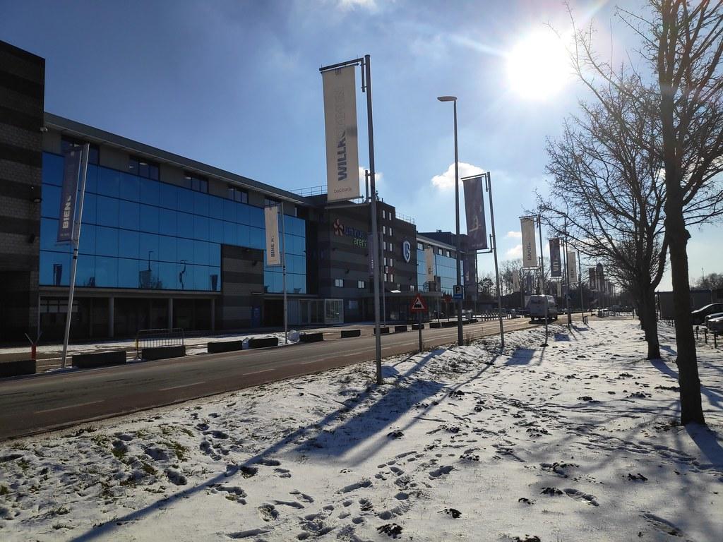 Luminus Arena. Genk