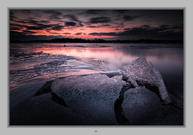 Sunrise Biesbosch 4
