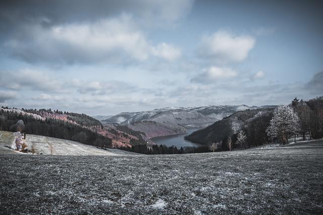#schöne_aussicht 😀 Blick auf den Obersee/ Rursee (Explored) ⭐️