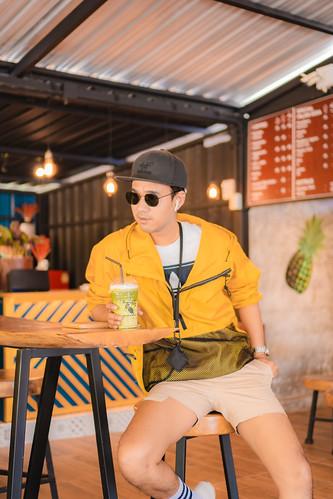Ananas cafe น้ำเค็ม พังงา