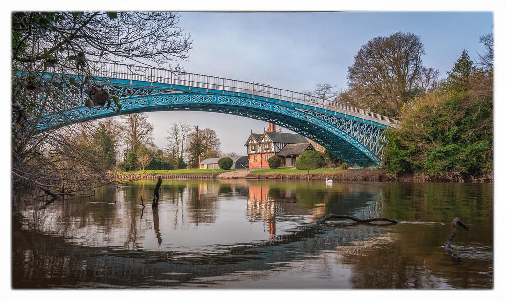 Alford Iron Bridge.