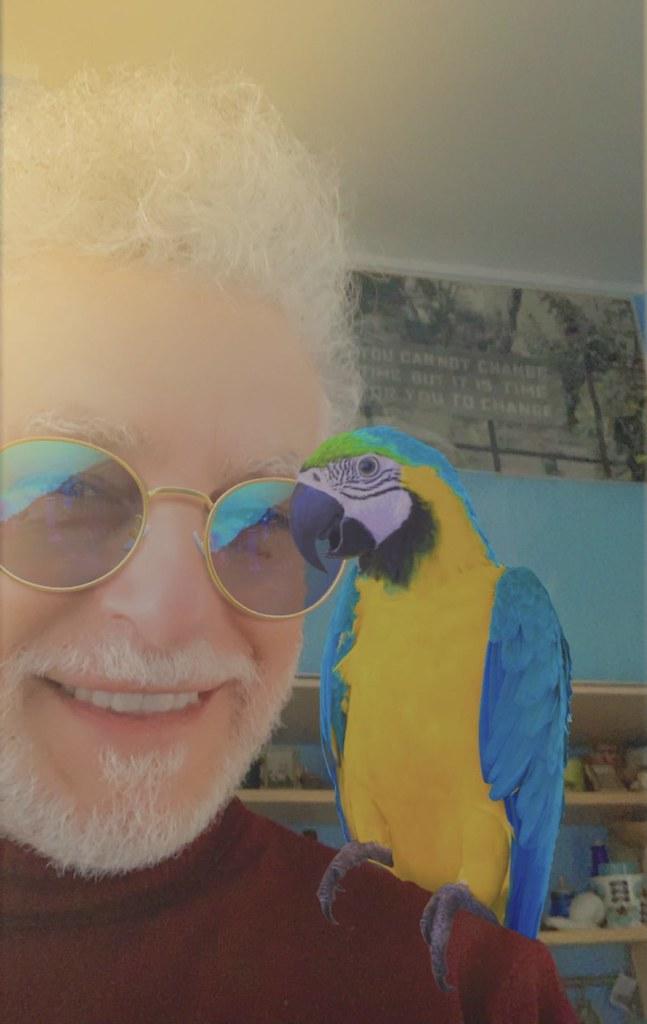 Me and Cocorito