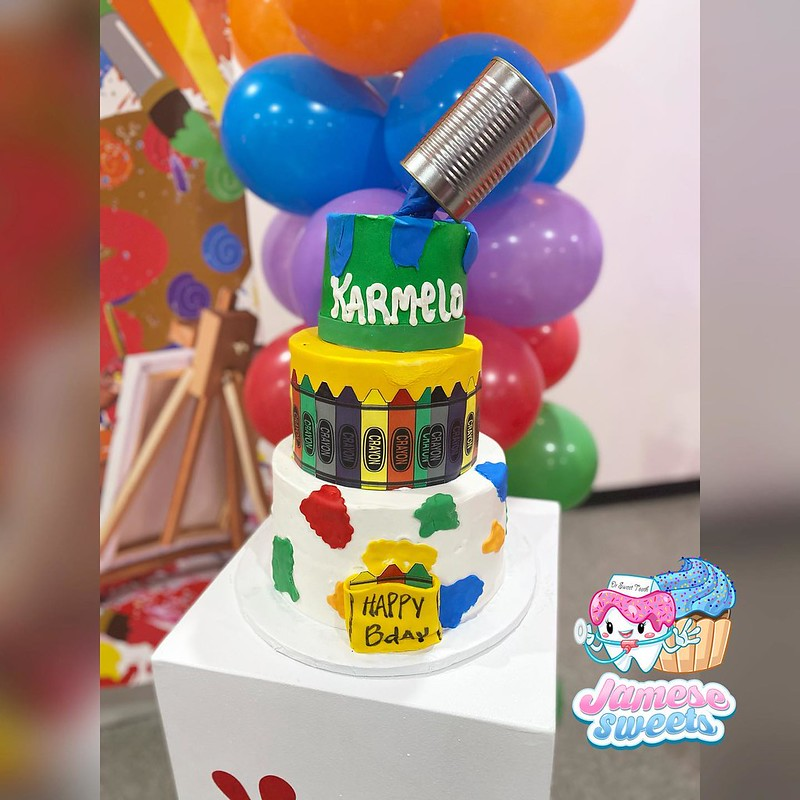 Cake by Jamese Sweets