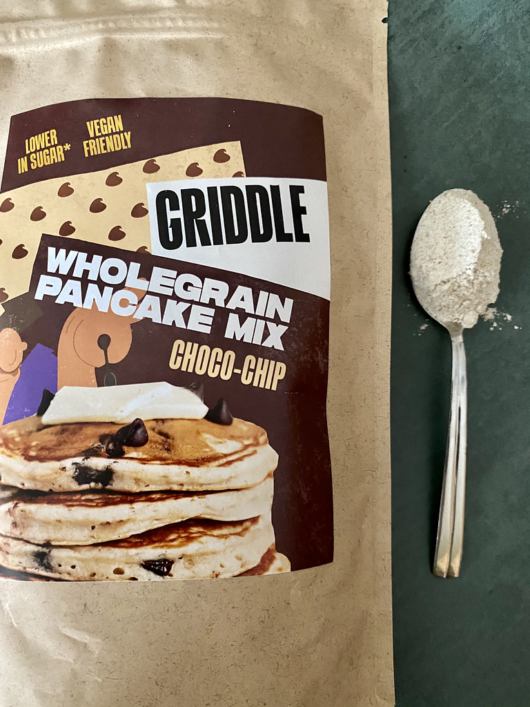 Griddle Choc Chip Pancake Mix