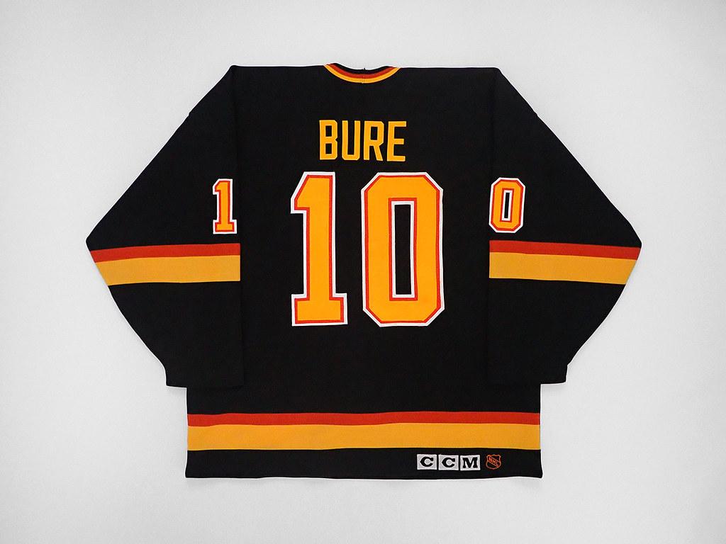 1991-92 Vancouver Canucks Pavel Bure