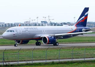 F-WWIK / VP-BSF Airbus A320-251N Aeroflot s/n 10481 * Toulouse Blagnac 2021 *