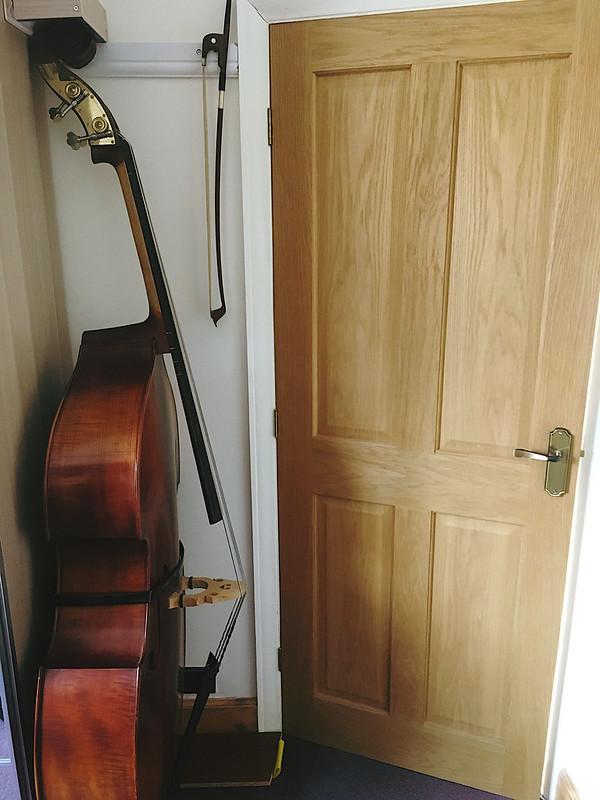 Double Bass Corner