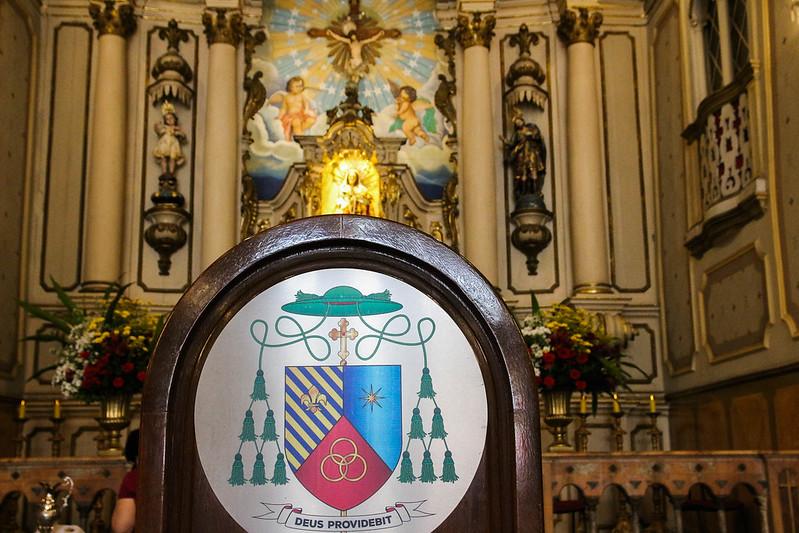 Missa pelas 40 anos da Diocese de Guarulhos - 11 de Fevereiro de 2021