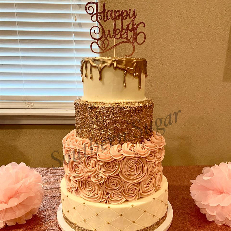 Cake by Southern Sugar