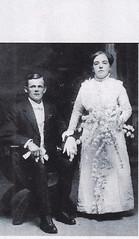 Richard and Martha Eden, 1914