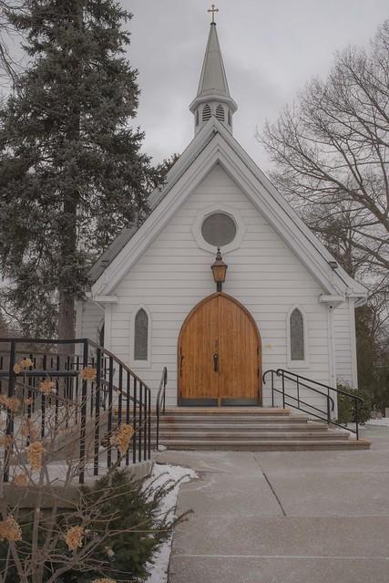 St Luke's Anglican Church,Burlington,ON